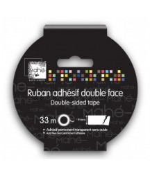 MAHE - Ruban Adhesive Double Face
