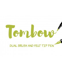 TOMBOW - ABT-126 Light Olive Dual Brush Pen