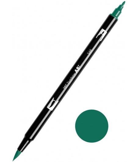 TOMBOW - ABT-346 Sea Green Dual Brush Pen