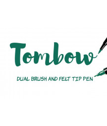 TOMBOW - ABT-346 Sea Green Dual Brush Pen