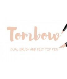 TOMBOW - ABT-942 Tan Dual Brush Pen