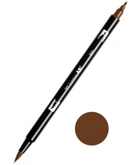 TOMBOW - ABT-969 Chocolate Dual Brush Pen
