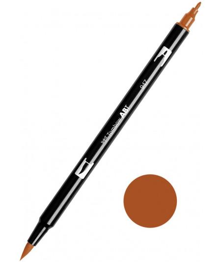 TOMBOW - ABT-947 Burnt Sienna Dual Brush Pen