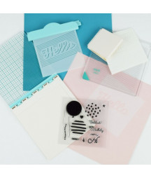 VAESSEN CREATIVE - We R Memory Keepers tool precision press+