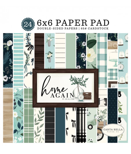Home Again - Collection Kit 6x6