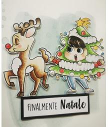 TimbroLINE - Magico Natale by Laura Ranuzzi