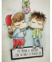 TimbroLINE - Anno Nuovo Scrapposo by Laura Ranuzzi