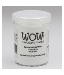 WOW! - Opaque Bright White...