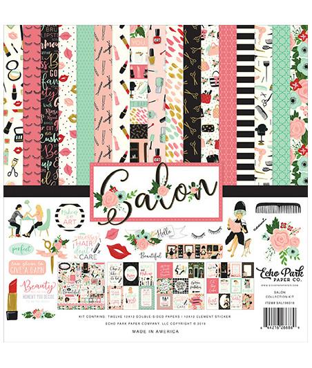 ECHO PARK - Salon - 12x12 Inch Paper Pad
