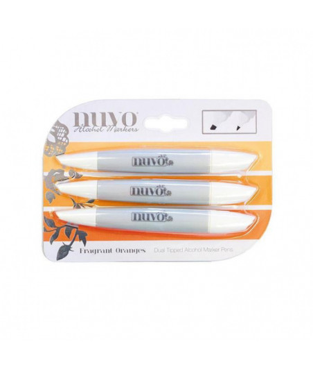 NUVO - Alcohol Markers - Fragrant Oranges