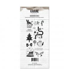 KARINE -  Mignonneries de Noel