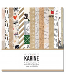 KARINE - Woodland 6f set 12x12
