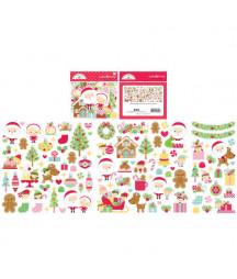 DOODLEBUG - Christmas Magic - Cut Pieces