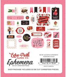 ECHO PARK - Be My Valentine - Ephemera
