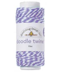 DOODLEBUG - Lilac Doodle Twine