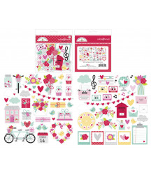 DOODLEBUG - Love Notes - Odds & Ends