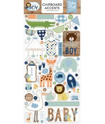 ECHO PARK - Baby Boy - 6x13...