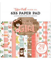 ECHO PARK - Baby Girl - 6x6...