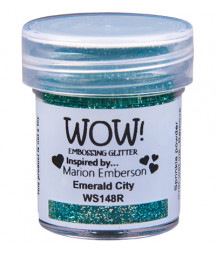 WOW! - Embossing Glitters - Emerald City