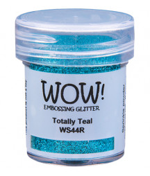 WOW! - Primary -  Embossing Glitters - Totally Teal