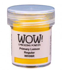 WOW! - Primary - Lemon