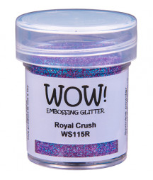 WOW! - Embossing Glitters - Royal Crush