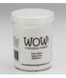 WOW! - large - 160ml - Clear Gloss