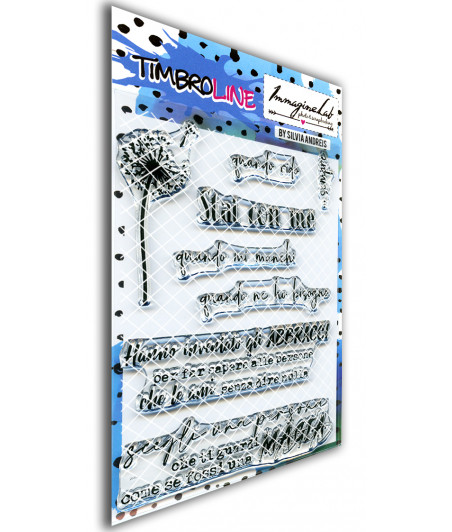 TimbroLINE - Stai con me by Silvia Andreis