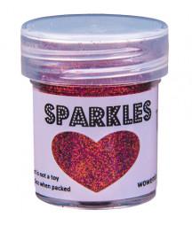WOW! - Sparkles Glitter - Coral Beach