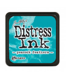 DISTRESS MINI INK - Peacock...