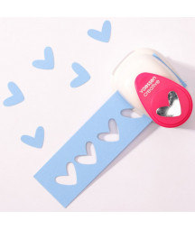 VAESSEN CREATIVE - Craft punch heart medium