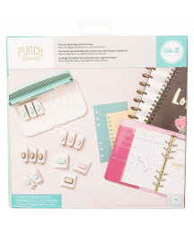 WE R MEMORY KEEPERS - Planner punch bundle 15 pcs