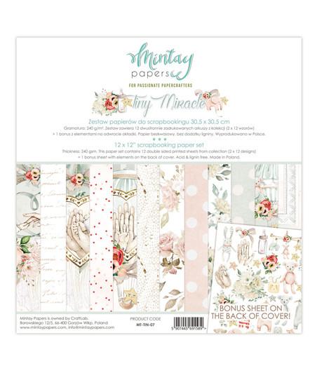 "MINTAY BY KAROLA - Tiny Miracle 30x30 cm (12""x12"")"