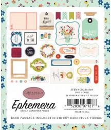 CARTA BELLA - Our House - Ephemera