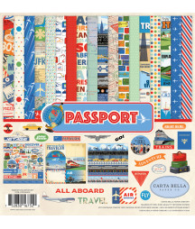 CARTA BELLA - Passport -...