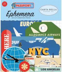 CARTA BELLA - Passport -...