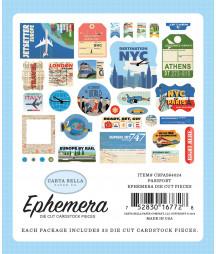 CARTA BELLA - Passport - Ephemera