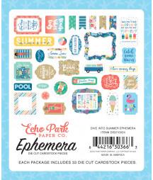 ECHO PARK - Dive Into Summer - Ephemera