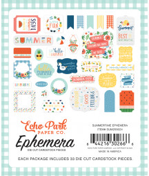 ECHO PARK - Summertime - Ephemera