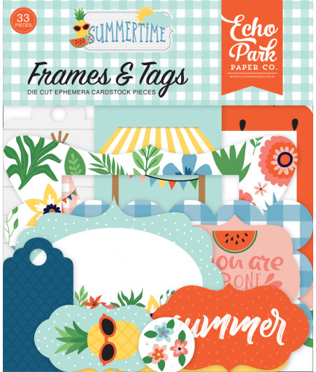 ECHO PARK - Summertime - Frames & Tags