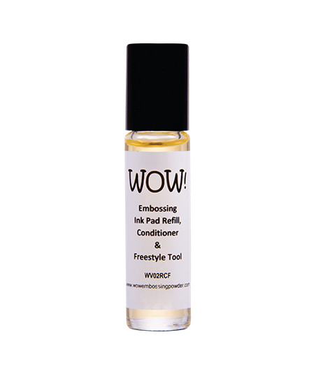 WOW! - Embossing Ink Pad Refill Freestyle Tool