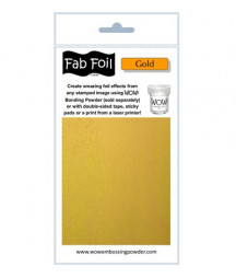 WOW! - Fabulous Foil -...