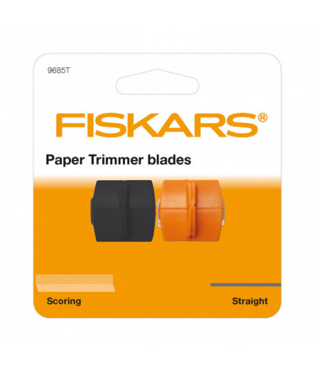 FISKARS - Replacement Blade & Scoring Blade for Paper Trimmer