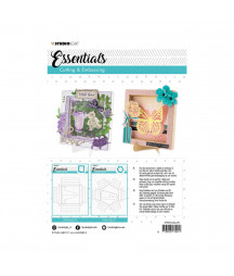 STUDIO LIGHT - Embossing die cut Essentials nr.270