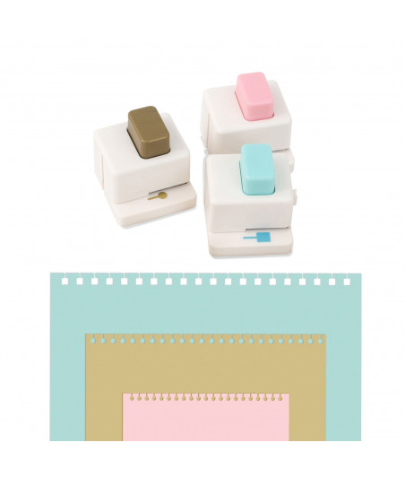 We R Memory Keepers - Spiral punch inserts 3pcs
