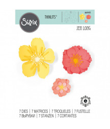 SIZZIX - Thinlits die set...