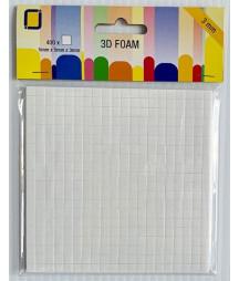 3D FOAM - Foam dots 5 x 5 mm 3