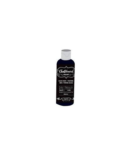 American Crafts - DIY Shop Collection - Chalkboard Paint - Black - 8.45 Ounces