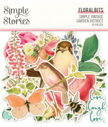 SIMPLE STORIES - SV Garden...