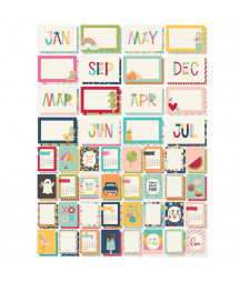 SIMPLE STORIES - Best Year Ever - SN@P! Cards